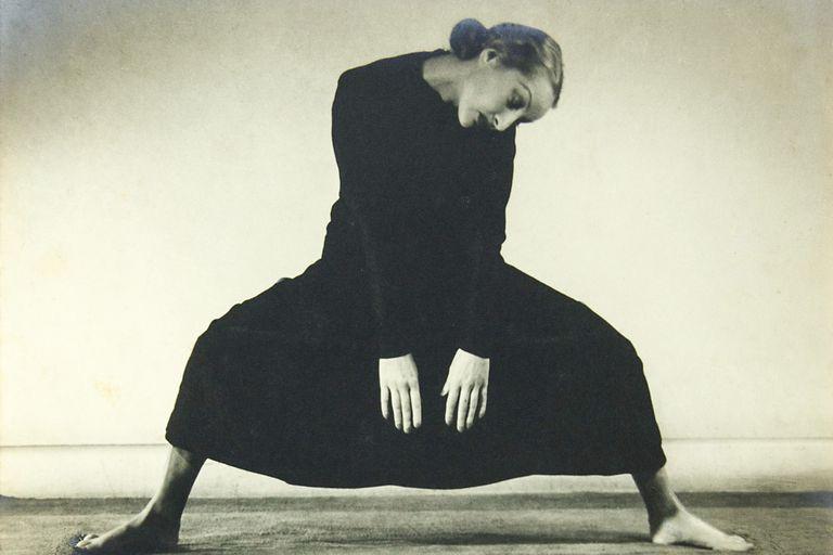 Biyina Klappenbach retratada por Saderman