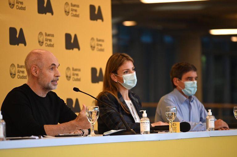 "Rodríguez Larreta pidió ""cautela"" tras el fallo de la Corte"