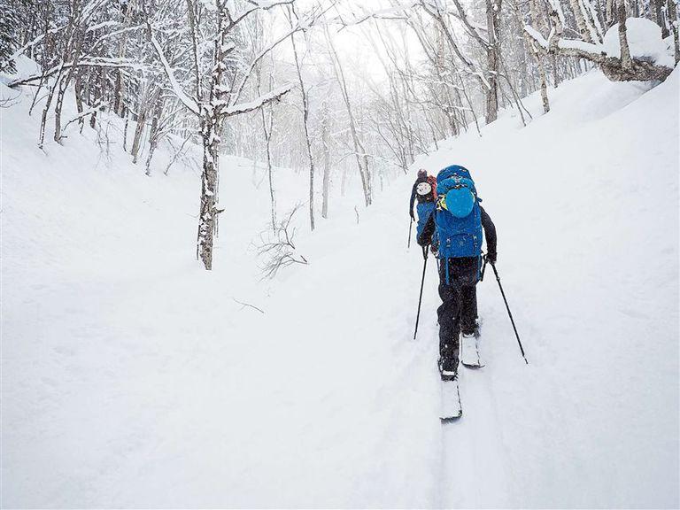 Pocas regiones del mundo tienen tanta nieve como Hokkaido