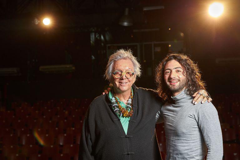 La historia de Luis Machuca, el actor al que Pepe Cibrián considera su hijo adoptivo