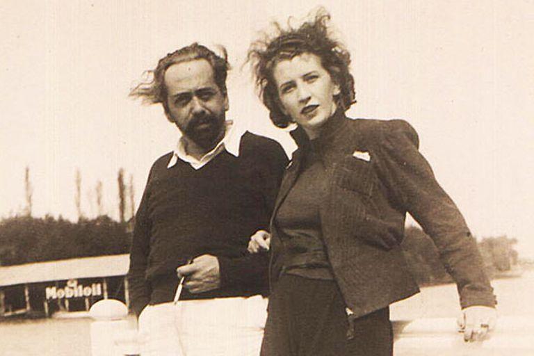 Norah Lange y Oliverio Girondo, una pareja de vanguardia para la literatura argentina