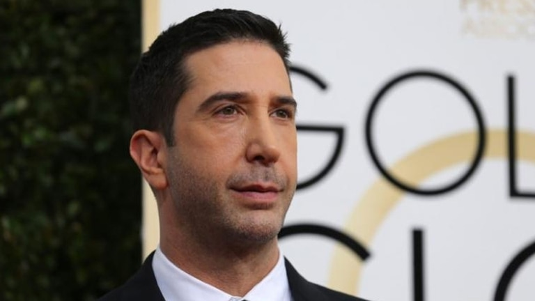 David Schwimmer, contra el acoso sexual