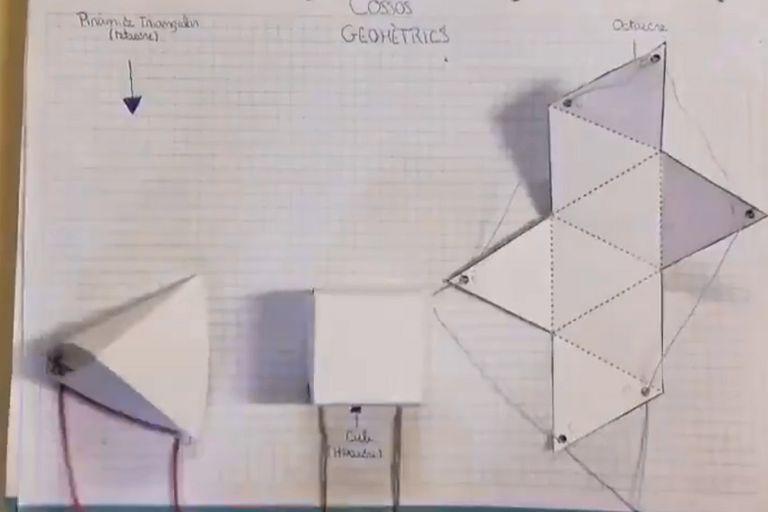 Con una serie de instrucciones disponibles en un PDF, la enseñanza de las figuras geométricas puede ser muy interesante con este método