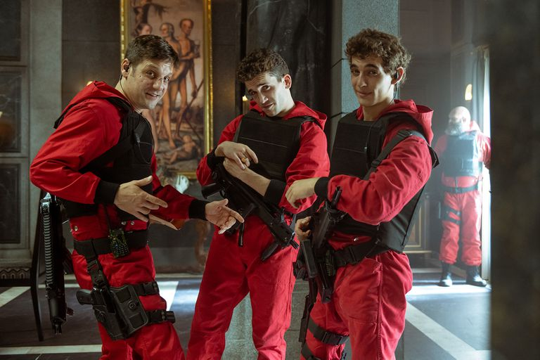 La casa de papel: Alex Pina, el creador de la serie éxito de Netflix, revela las claves de su temporada final