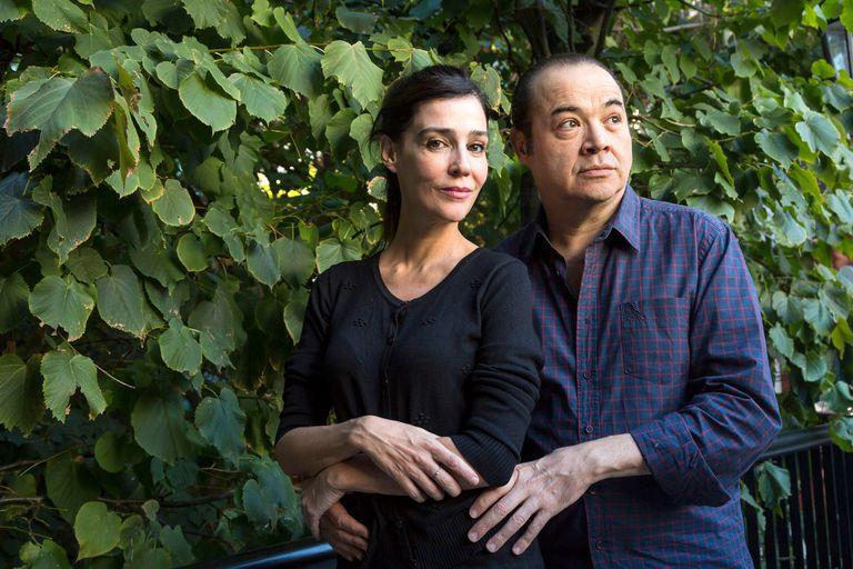 Paola Krum y Jorge Suárez, o una tal Nora con su exmarido