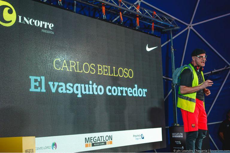 Carlos Belloso es el Vasquito