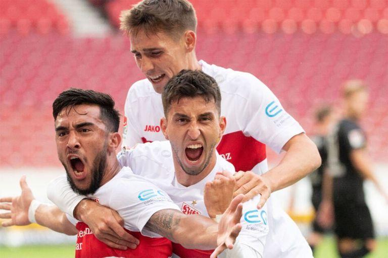 Nico González: el delantero de los dos ascensos y con un lugar en la selección