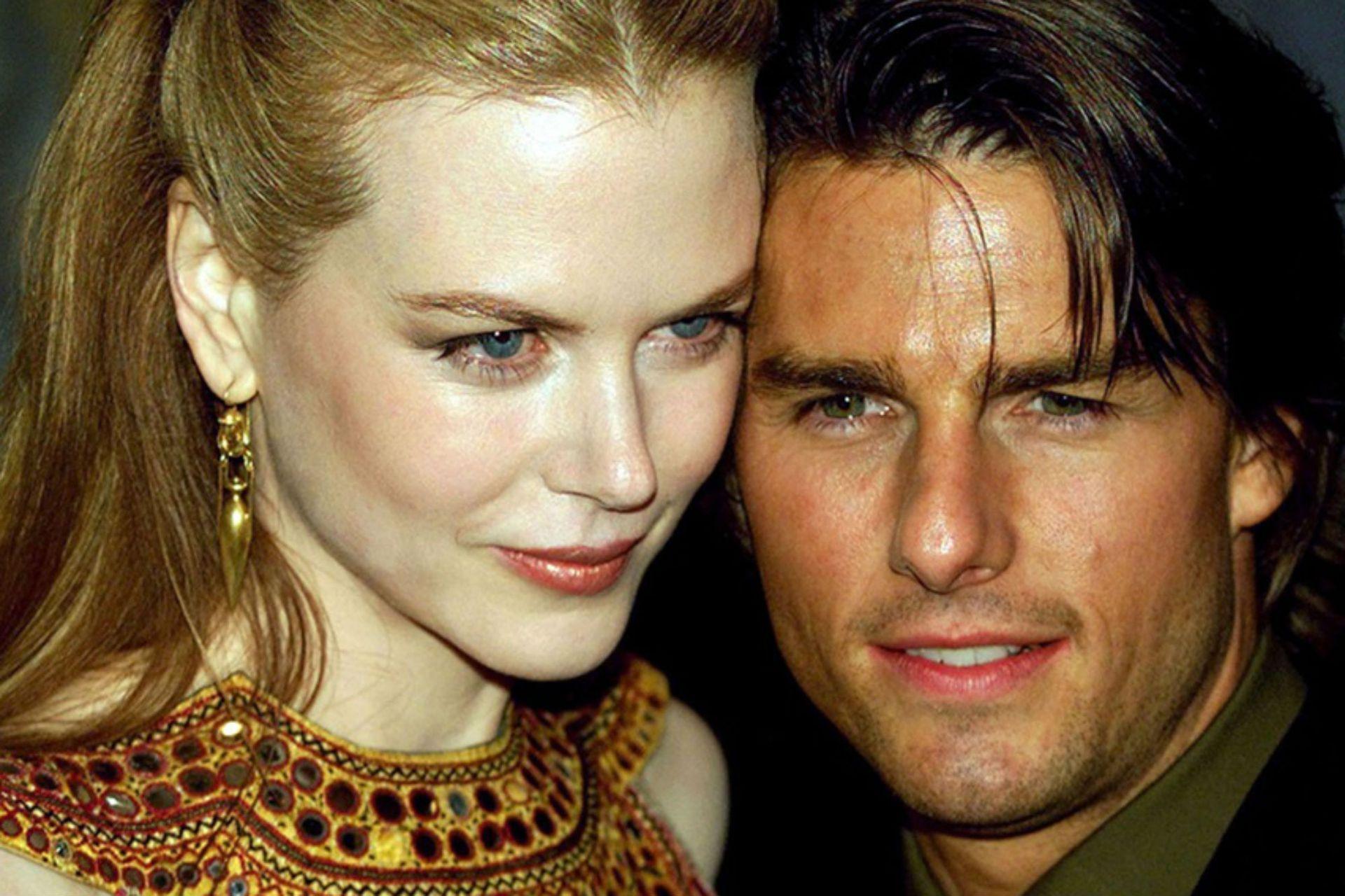 Nicole Kidman y Tom Cruise se casaron en 1990 en Colorado y se divorciaron en 2001, tras haber adoptado dos hijos