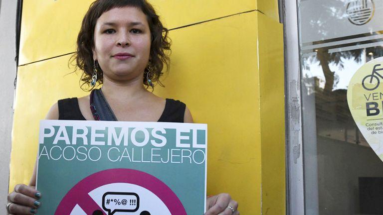 Lucía Cabrera fue la primera mujer en denunciar formalmente el acoso callejero en la Ciudad