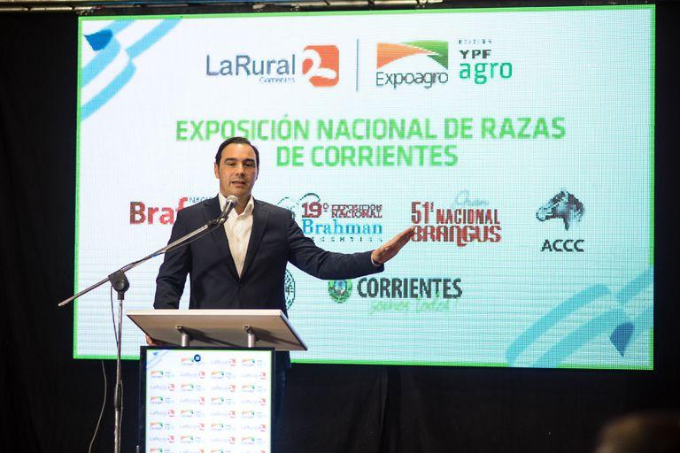 Fuertes críticas del gobernador de Corrientes al Gobierno