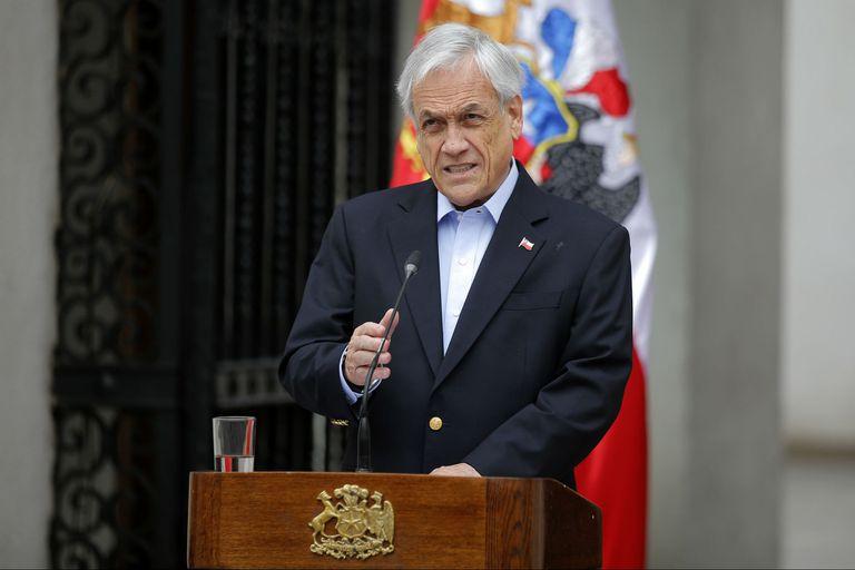 Retiró a Chile como organizador del foro de la APEC y de la reunión climática COP25 para atender los reclamos de las manifestaciones; es un revés para sus planes de liderazgo regional
