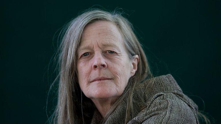 Sara Maitland decidió vivir en soledad en un paraje de Escocia