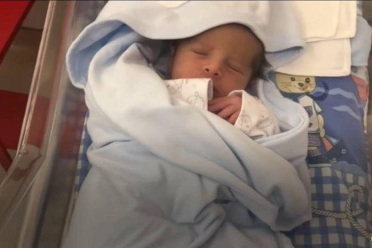 Beirut: un bebé nació en el momento exacto de la explosión