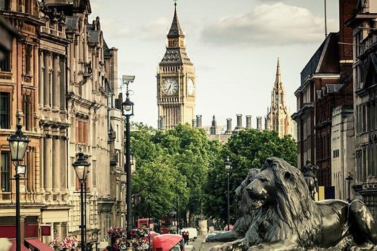 La capital británica se ubicó en el séptimo lugar de este listado
