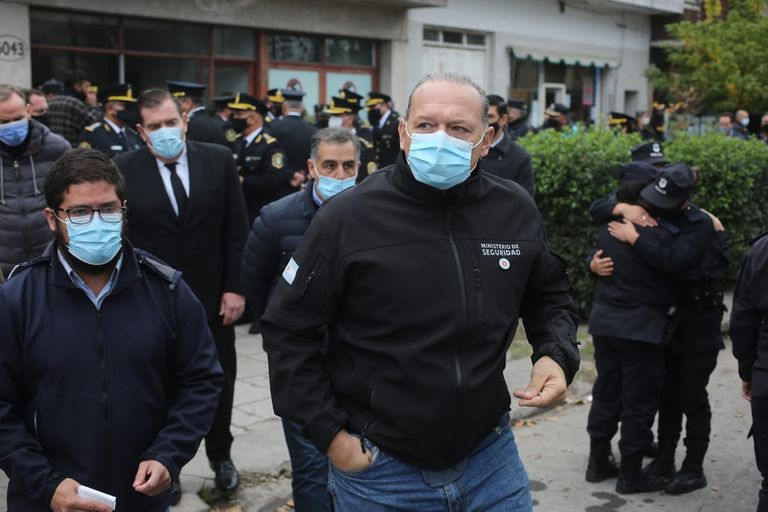 Restricciones: Sergio Berni pide una cuarentena total de al menos quince días
