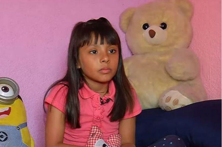 La niña mexicana estudia ingeniería industrial y tiene una invitación para estudiar Astrofísica en la Universdad de Arizona