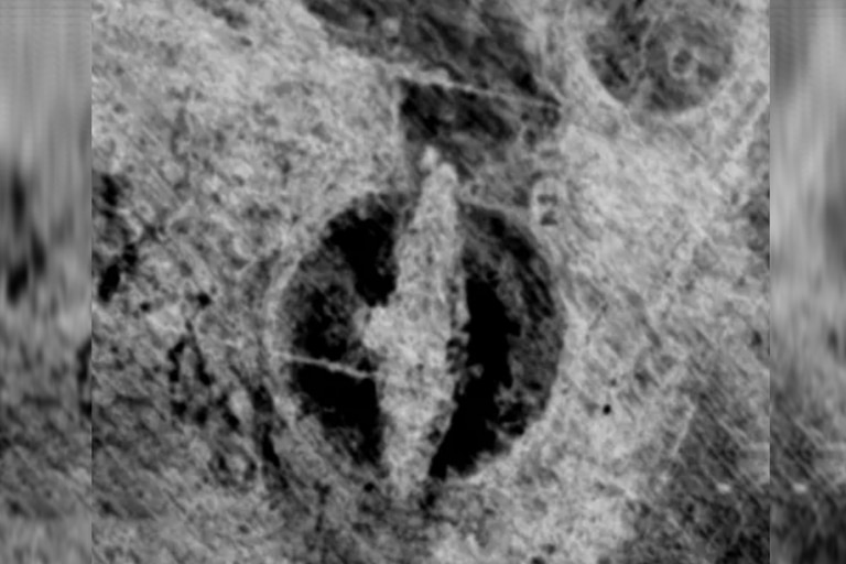 Sin excavar, hallaron un centro de rituales y entierro de barcos vikingos