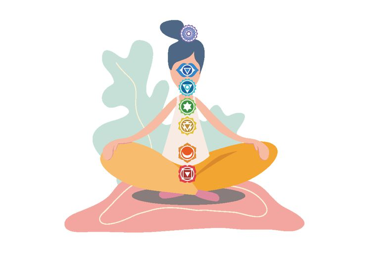 La dieta de los 7 colores: qué comer según el chakra que querés fortalecer