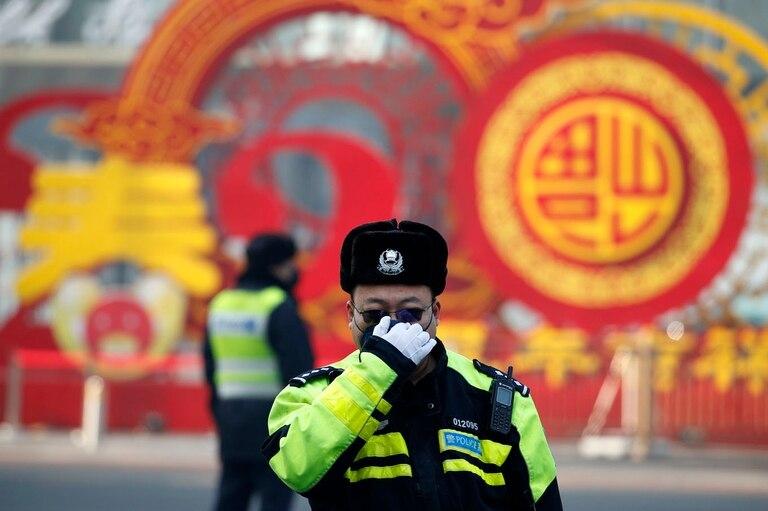 En China se identificaron 2656 casos nuevos en las 24 horas hasta la medianoche