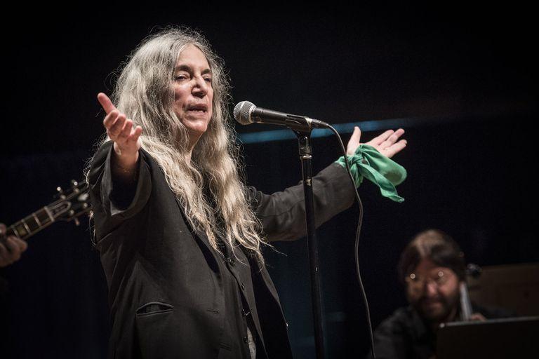 Patti Smith en el CCK