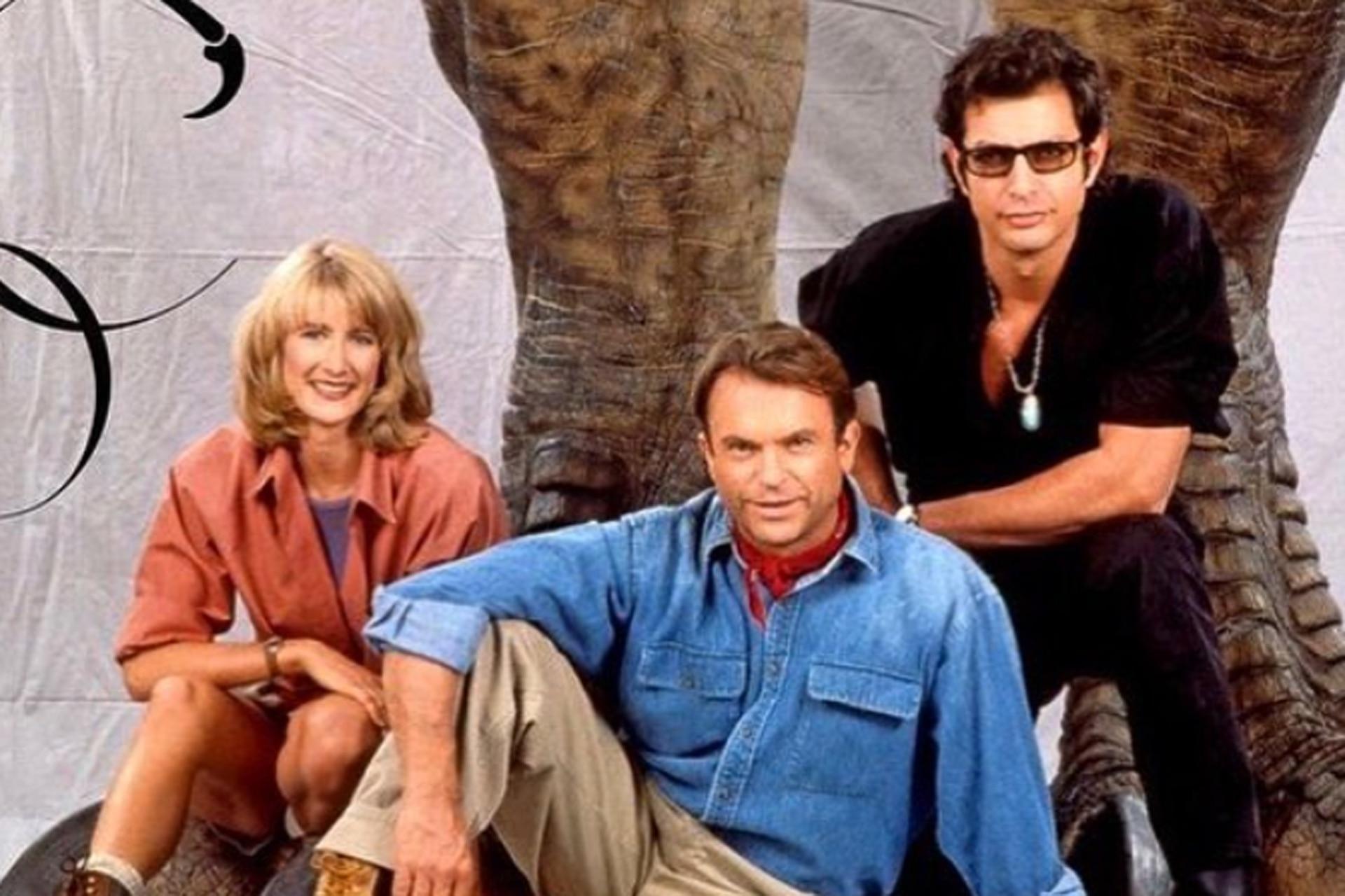 De regreso a Jurassic Park