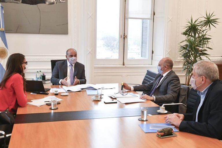 Gómez Alcorta se reunió con Manzur tras haberlo denunciado en 2019