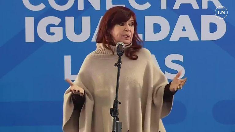 Denuncian que Cristina sobreutilizó la flota aérea presidencial para viajar a Santa Cruz