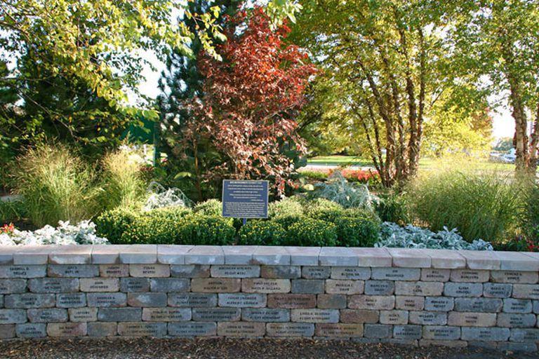El Memorial en recuerdo de las víctimas del vuelo 191