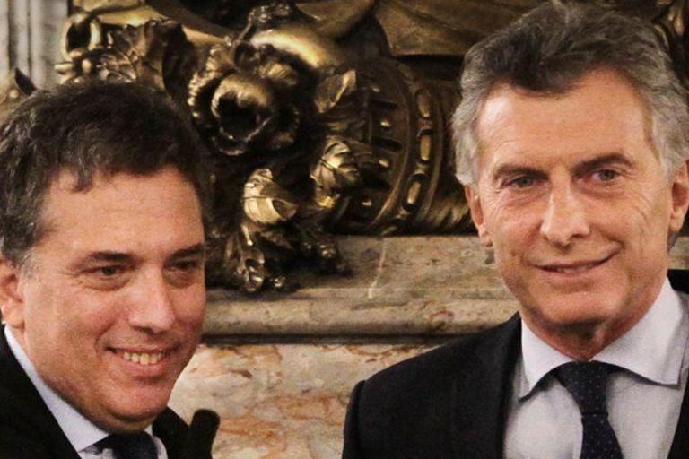 En una reunión la semana pasada, el ministro de Hacienda, Nicolás Dujovne, le explicó al presidente Mauricio Macri con números por qué tiene una mirada positiva con respecto a la economía.
