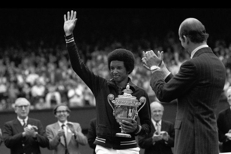 La vida corta, intensa y trágica del primer afroamericano que ganó Wimbledon