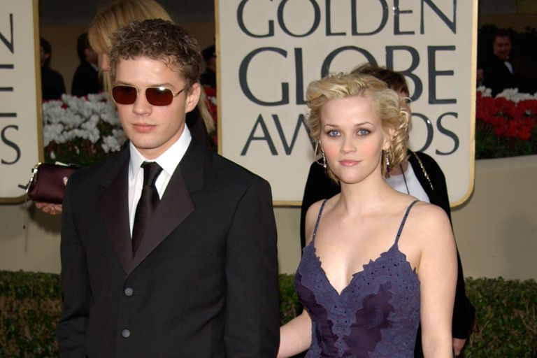Ryan  Phillippe y Reese Whiterspoon se casaron cuando tenían 24 y 23 años
