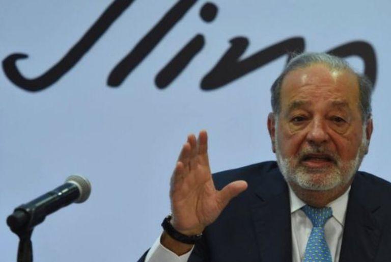 Carlos Slim es el hombre más rico de México y América Latina