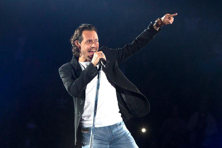 Vuelve Marc Anthony: el cantante se presentará en septiembre en GEBA