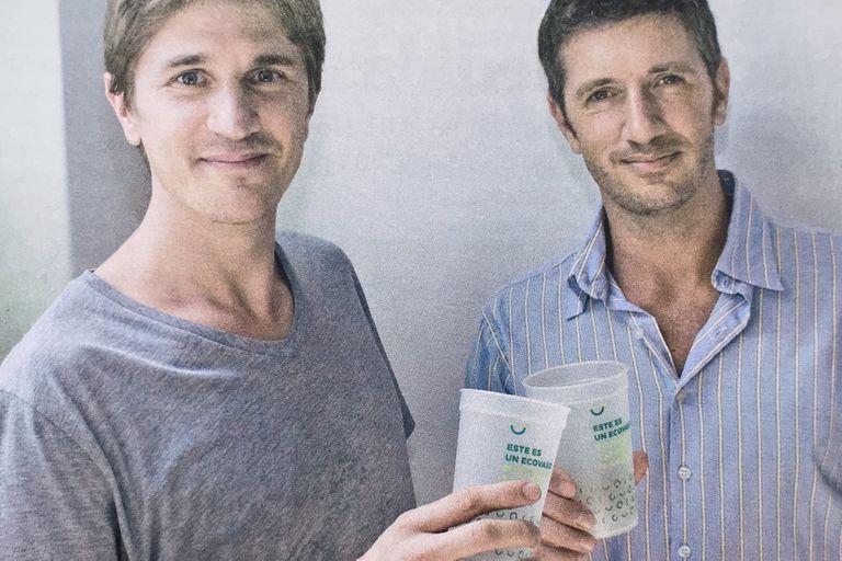 Crearon la primera red argentina de vasos retornables de café para llevar
