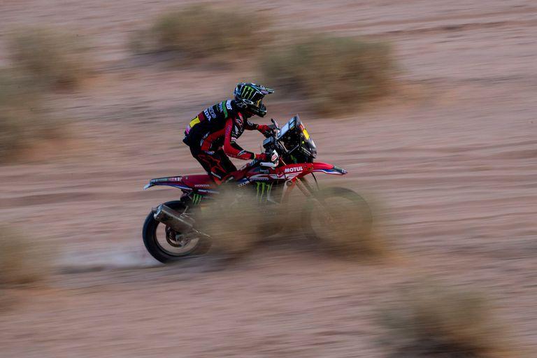 Dakar 2020. Se terminó el sueño para Kevin Benavides por una falla en el motor
