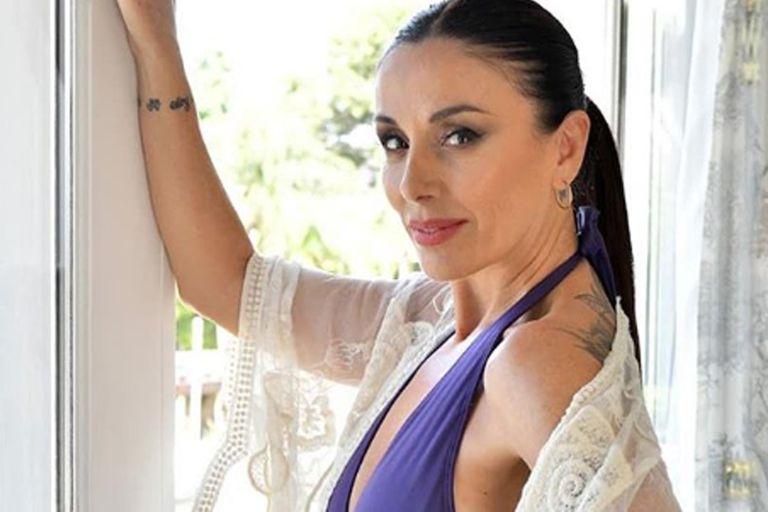 """Viviana Saccone, entre los ensayos del """"Bailando..."""" y los rumores de romance"""
