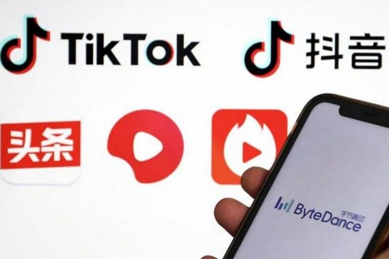 ByteDance es la empresa matriz de TikTok