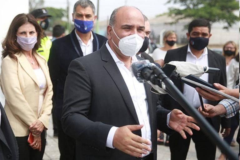 El juez desplazado apuntó contra el gobernador Juan Manzur por supuestas presiones