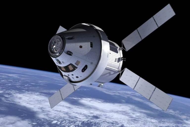 Orion es la nueva nave espacial de clase de exploración calificada para humanos de la NASA que llevará a los astronautas al espacio profundo, incluidos la Luna y Marte