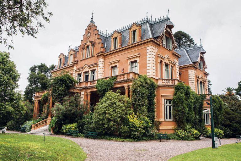 Villa Ocampo, la residencia veraniega de la familia Ocampo