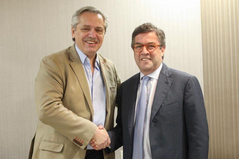 El BID se reunió con Fernández y girará los US$6000 millones ya acordados