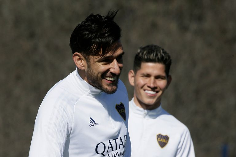 Toto Salvio, la carta de gol en Paraguay también estará en Colombia