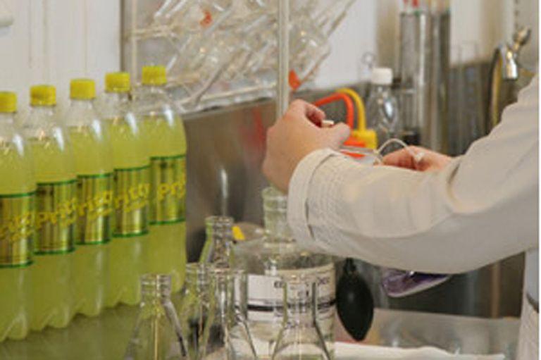 En Córdoba, por año, Pritty produce unos 400 millones de litros y cuenta con unos 500 empleados