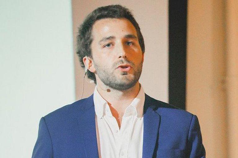 Santiago Bibiloni, CEO y cofundador de COR.