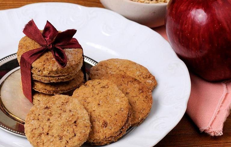 Cookies de avena súper fáciles y rápidas
