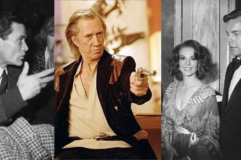 Las extrañas muertes de estrellas de cine y multimillonarios que todavía son un misterio