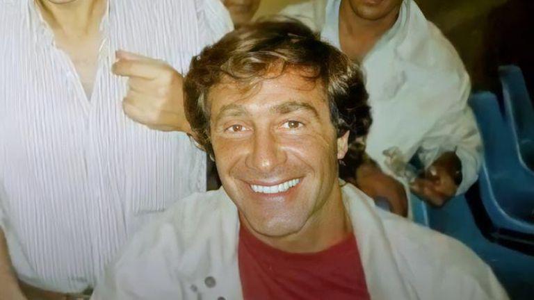 Poli Armentano, rey de la noche porteña, fue asesinado cuando llegaba a su casa, de regreso de su boliche Trumps