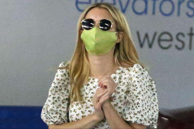 Las primeras fotos de Emma Roberts con su pancita de embarazada