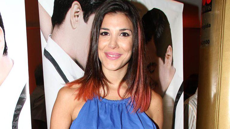 Andrea Rincón sigue tratando su salud