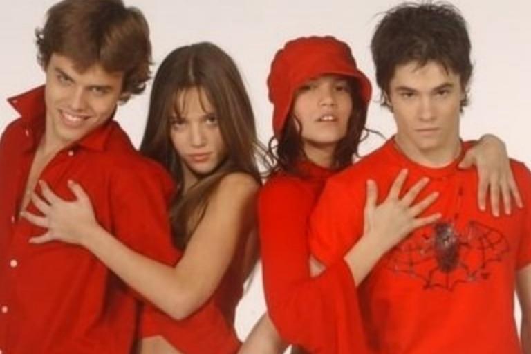 La actriz que se prepara para volver a la Argentina para la puesta teatral de Casados con hijos festejó la llegada de Rebelde Way a Netflix en las redes